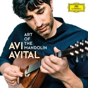 CD Shop - AVITAL AVI ART OF THE MANDOLIN