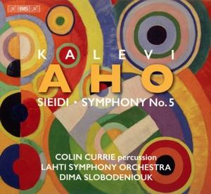 CD Shop - AHO, K. Sieidi & Symphony No.5