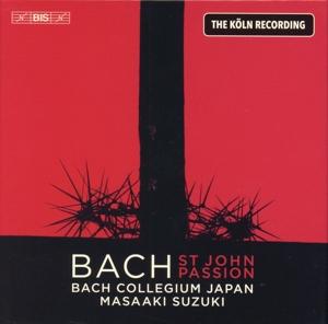 CD Shop - BACH, J.S. St John Passion - the Koln Recording