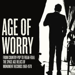 CD Shop - V/A AGE OF WORRY