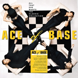 CD Shop - ACE OF BASE ALL THAT SHE WANTS