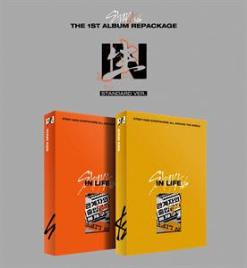 CD Shop - STRAY KIDS VOL.1 REPACKAGE ALBUM : IN LIFE