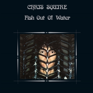 CD Shop - SQUIRE, CHRIS FISH OUT OF WATER