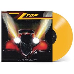 CD Shop - ZZ TOP ELIMINATOR