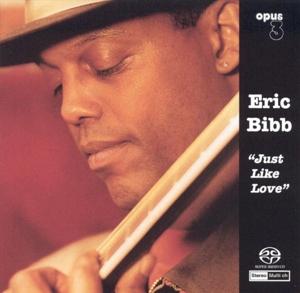 CD Shop - BIBB, ERIC Just Like Love