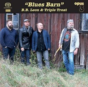 CD Shop - LEON, B.B. & TRIPLE TREAT Blues Barn