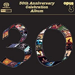 CD Shop - V/A Opus 3:30th Anniversary Celebration Album