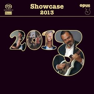 CD Shop - V/A Showcase 2013