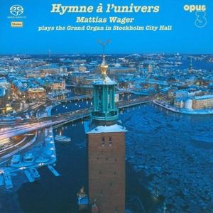 CD Shop - WAGER, MATTIAS Hymne a L