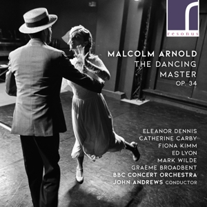 CD Shop - ARNOLD, M. DANCING MASTER