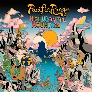 CD Shop - PACIFIC RANGE HIGH UPON THE MOUNTAIN