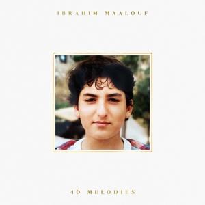 CD Shop - MAALOUF, IBRAHIM 40 MELODIES