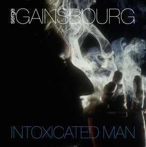 CD Shop - GAINSBOURG, SERGE INTOXICATED MAN