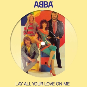 CD Shop - ABBA 7-LAY ALL YOUR LOVE ON