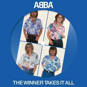 CD Shop - ABBA 7-WINNER TAKES IT ALL