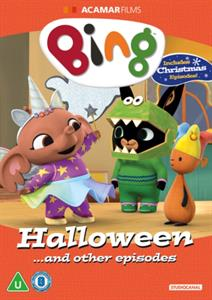 CD Shop - ANIMATION BING: HALLOWEEN... AND OTHER EPISODES