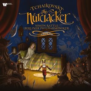 CD Shop - RATTLE, SIMON / BERLINER PHILHARMONIKER TCHAIKOVSKY: THE NUTCRACKER