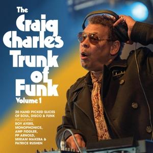 CD Shop - CHARLES, CRAIG CRAIG CHARLES TRUNK OF FUNK VOL. 1
