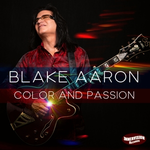 CD Shop - AARON, BLAKE COLOR AND PASSION