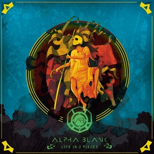 CD Shop - ALPHA BLANK LIFE IN 2 PIECES