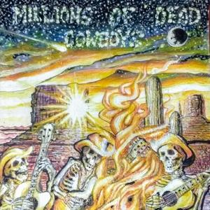 CD Shop - M.D.C. MILLIONS OF DEAD COWBOYS