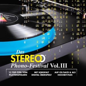 CD Shop - V/A Das Stereo Phono-Festival Vol.3