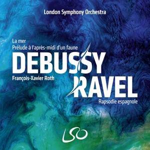 CD Shop - LONDON SYMPHONY ORCHESTRA Debussy La Mer/Prelude/A L