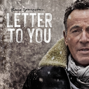 CD Shop - SPRINGSTEEN, BRUCE & THE E STREET BAND LETTER TO YOU -DIGI-