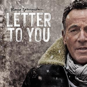 CD Shop - SPRINGSTEEN, BRUCE & THE E STREET BAND LETTER TO YOU -COLOURED-