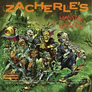 CD Shop - ZACHERLE, JOHN ZACHERLE