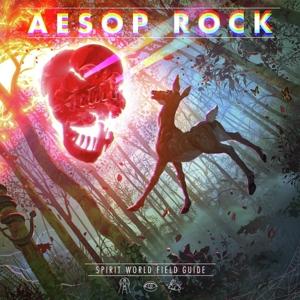 CD Shop - AESOP ROCK SPIRIT WORLD FIELD GUIDE