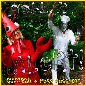 CD Shop - QUINTRON & MISS PUSSYCAT GOBLIN ALERT