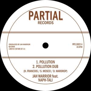 CD Shop - JAH WARRIOR FEAT. NAPH-TA POLLUTION