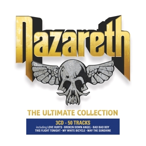 CD Shop - NAZARETH THE ULTIMATE COLLECTION