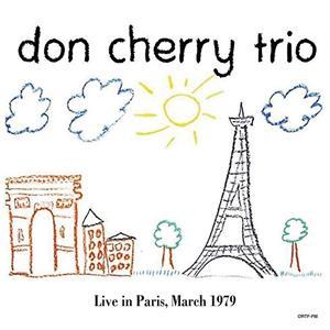 CD Shop - CHERRY, DON -TRIO- LIVE IN PARIS, MARCH 1979