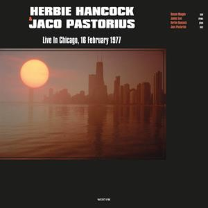 CD Shop - HANCOCK, HERBIE & JACO PA LIVE IN CHICAGO, 16 FEBRUARY 1977