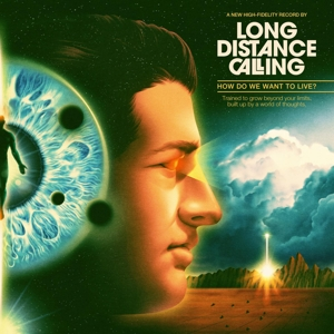 CD Shop - LONG DISTANCE CALLING HOW DO WE WANT TO LIVE?