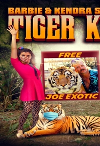 CD Shop - MOVIE BARBIE & KENDRA SAVE THE TIGER KING
