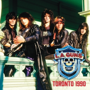 CD Shop - L.A. GUNS TORONTO 1990