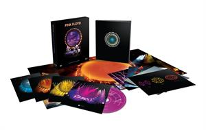 CD Shop - PINK FLOYD DELICATE SOUND OF THUNDER (DELUXE EDITION) (2CD/BLU-RAY/DVD)