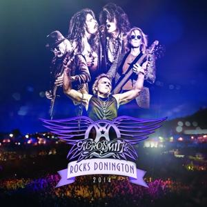 CD Shop - AEROSMITH ROCKS DONINGTON 2014
