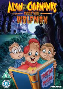 CD Shop - ANIMATION ALVIN AND THE CHIPMUNKS MEET THE WOLFMAN