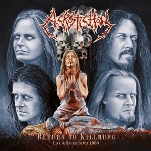 CD Shop - ACROSTICHON RETURN TO KILLBURG