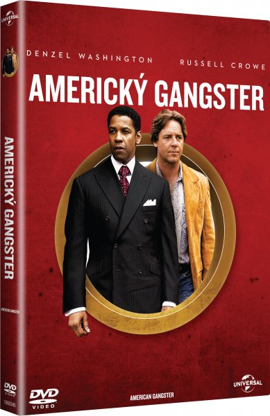 CD Shop - AMERICKý GANGSTER (UNBELIEVABLE ENTERTAINMENT, O-RING)