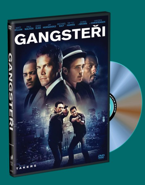 CD Shop - GANGSTEřI (2010)