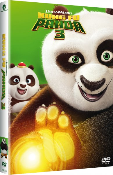 CD Shop - KUNG FU PANDA 3 (BIG FACE EDICE II.)