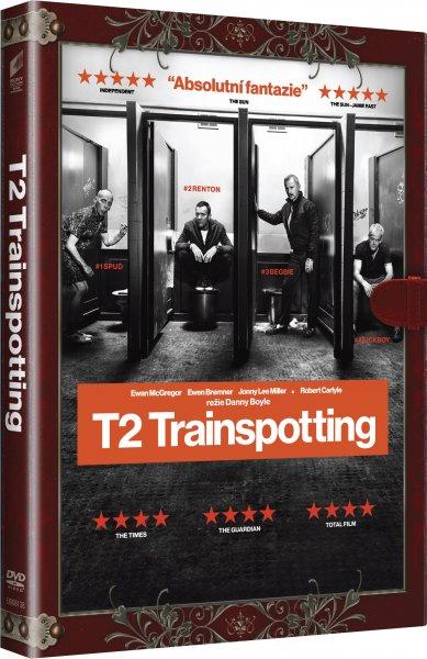 CD Shop - T2 TRAINSPOTTING KNIžNí EDICE