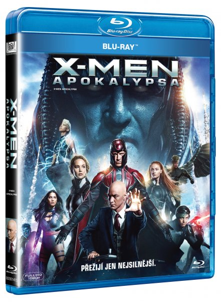 CD Shop - X-MEN: APOKALYPSA