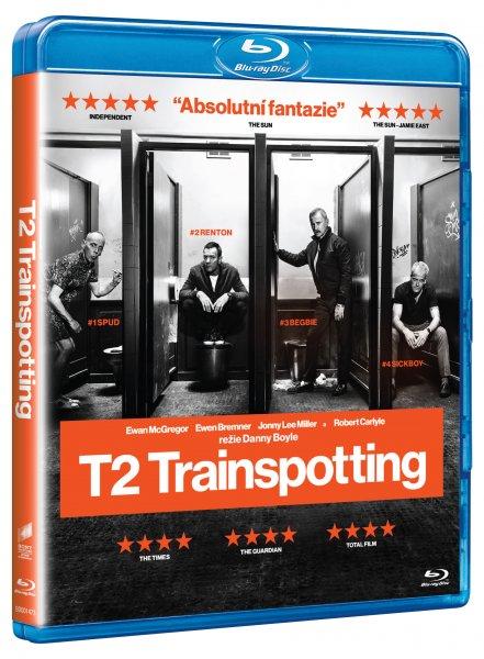 CD Shop - T2 TRAINSPOTTING