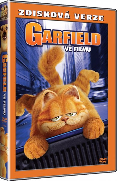 CD Shop - GARFIELD